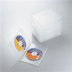 ioPLAZA【アイ・オー・データ直販サイト】エレコム CCD-DVD06CR DVDトールケース
