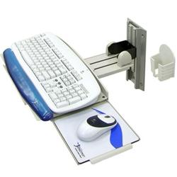 エルゴトロン 28-513-100 Neo-Flex Keyboard Wall Mount