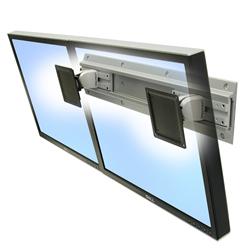 エルゴトロン 28-514-800 Neo-Flex Dual Monitor Wall Mount