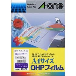 エーワン 27078 OHPフィルム