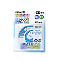 日立マクセル CD-CDW(S) 湿乾両用CDレンズクリーナー
