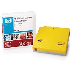 ioPLAZA【アイ・オー・データ直販サイト】HP(旧コンパック) C7973A HP LTO3 Ultrium 800GB RW データカートリッジ