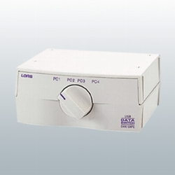 LOAS SWK-U4PC 切替器・分配器