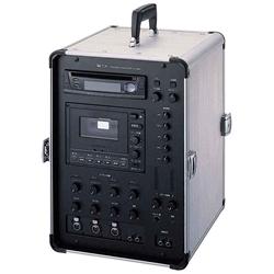 TOA KZ-30DC 移動用PAポータブルアンプ 30Wx2ch CD付