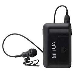 TOA WM-1320 ワイヤレスマイクロホン(ツーピース型)