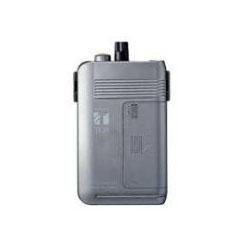 TOA WT-1101-C11C13 携帯型受信機(2チャンネル型)