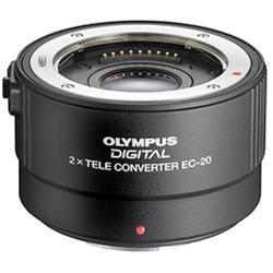 オリンパス EC-20 レンズ交換式デジタルカメラ用 2倍テレコンバーター