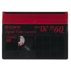 ソニー 2DVM60R3 ミニDVカセット 60分 ICメモリーなし 2本組