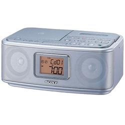 ソニー CFD-E501/S CDラジカセ E501 シルバー