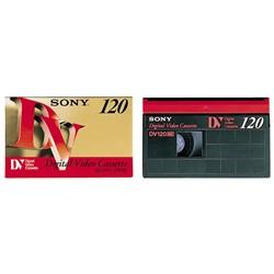 ソニー DV120R スタンダードDVカセット 120分