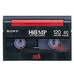 ソニー P6-120HMP3 8mmビデオテープ