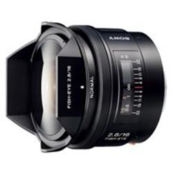 ソニー SAL16F28 αマウント交換レンズ