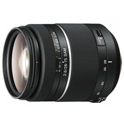 ソニー SAL2875 αマウント交換レンズ
