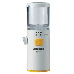 象印マホービン CB-AA10(WB) ごますり器 乾電池式