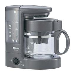象印マホービン ECGA40(TA) 浄水コーヒーメーカー カップ4杯タイプ ブラウン