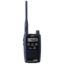 ALINCO DJ-X7 広帯域受信機 カードサイズレシーバー
