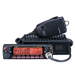 ALINCO DR-635DV アマチュア無線機 144/430MHz モービルタイプ 20W