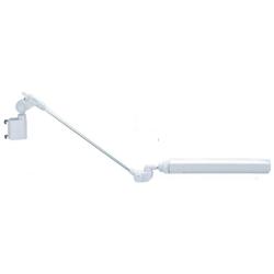 ツインバード工業 LK-W082GY アーム式タッチインバータ蛍光灯 オフィスインバータ