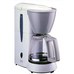 メリタジャパン JCM511(W) バイメタル式コーヒーメーカー 5カップ ホワイト