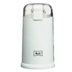 メリタジャパン MJ-516 電動コーヒーミル セレクトグラインド ホワイト