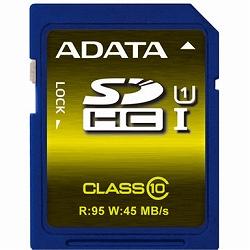 ADATA ASDX64GUI1CL10-R ADATA SDXCカード UHS-I U1【64GB】