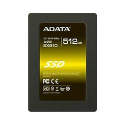【クリックで詳細表示】ADATA ASX910S3-512GM-C