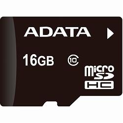 ADATA AUSDH16GCL10-R microSDHCカード Class10 【16GB】