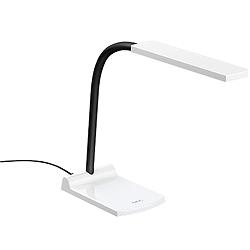 ioPLAZA【アイ・オー・データ直販サイト】日本電気 B17064-18896 LEDスタンド 白 置き形(直下照度1500lx、消費電力7W)