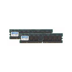 アイ・オー・データ機器 PC2-6400(DDR2-800) DIMM(1GBx2) DX800-1GX2