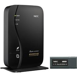 日本電気 PA-WG300HP/U AtermWG300HP USBスティックセット
