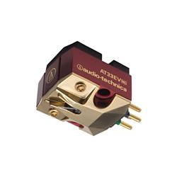 オーディオテクニカ AT33EV MC型カートリッジ