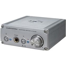 オーディオテクニカ AT-HA26D D/Aコンバーター(24bit/kHz対応)内蔵ヘッドホンアンプ