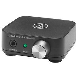 オーディオテクニカ AT-HA40USB USBヘッドホンアンプ(24bit/96kHz対応)