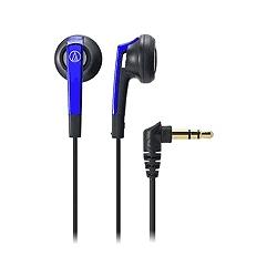 オーディオテクニカ ATH-C505 BL インナーイヤーヘッドホン ブルー