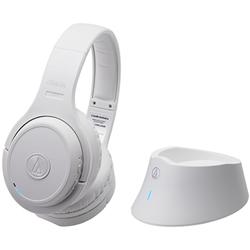 ioPLAZA【アイ・オー・データ直販サイト】オーディオテクニカ ATH-DWL500 WH デジタルワイヤレスヘッドホンシステム ホワイト