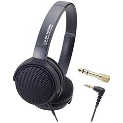 オーディオテクニカ ATH-EP300 BK 楽器用モニターヘッドホン