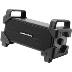 ioPLAZA【アイ・オー・データ直販サイト】オーディオテクニカ AT-SPB50 BK BOOGIE BOX アクティブスピーカー(ブラック)