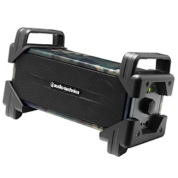 オーディオテクニカ AT-SPB50 CM BOOGIE BOX アクティブスピーカー(カモフラージュ)