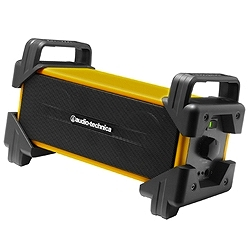 オーディオテクニカ AT-SPB50 YL BOOGIE BOX アクティブスピーカー(イエロー)