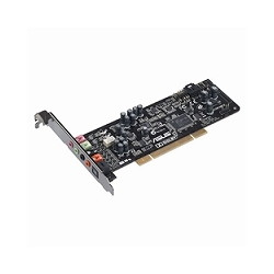 ASUSTek XONAR DG サウンドボード PCIスロット対応