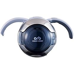 ブラック・アンド・デッカー ORB72LI 掃除機に見えないキュートな充電式クリーナー〈オーブ〉リチウム電池式