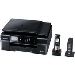 ブラザー工業 MFC-J890DN A4インクジェットFAX複合機 PRIVIO BASIC デジタル子機1台
