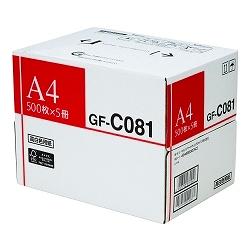 キヤノン 4044B002 GF-C081 A4 FSCMIX SGSHK-COC-001433
