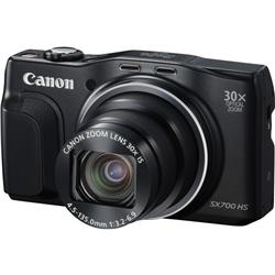 キヤノン 9338B004 PowerShot SX700 HS(ブラック)