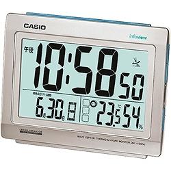 ioPLAZA【アイ・オー・データ直販サイト】カシオ計算機 DQL-130NJ-8JF 電波置き時計