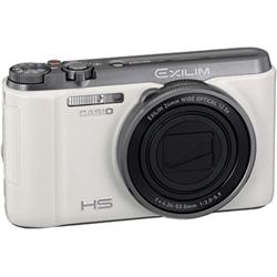 カシオ計算機 EX-ZR1100WE デジタルカメラ HIGH SPEED EXILIM EX-ZR1100 ホワイト