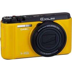 カシオ計算機 EX-ZR1100YW デジタルカメラ HIGH SPEED EXILIM EX-ZR1100 イエロー