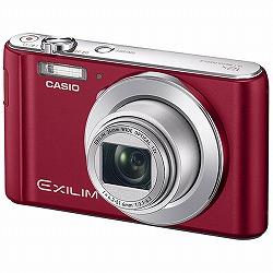 デジタルカメラ EXILIM EX-ZS240 レッド