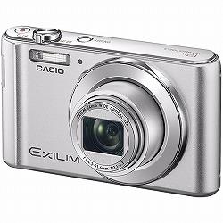 デジタルカメラ EXILIM EX-ZS240 シルバー