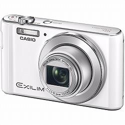 デジタルカメラ EXILIM EX-ZS240 ホワイト